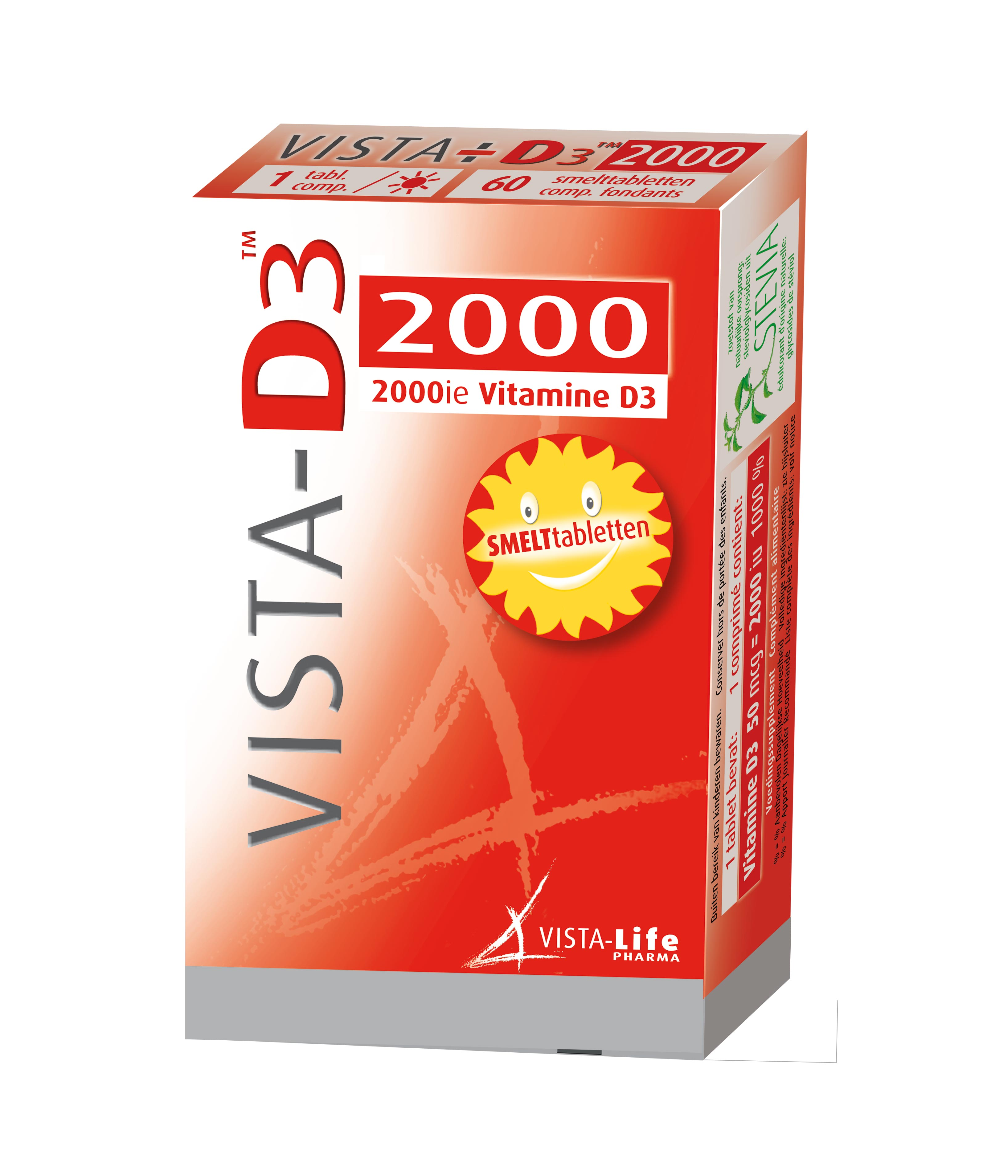 Vista-D3 2000