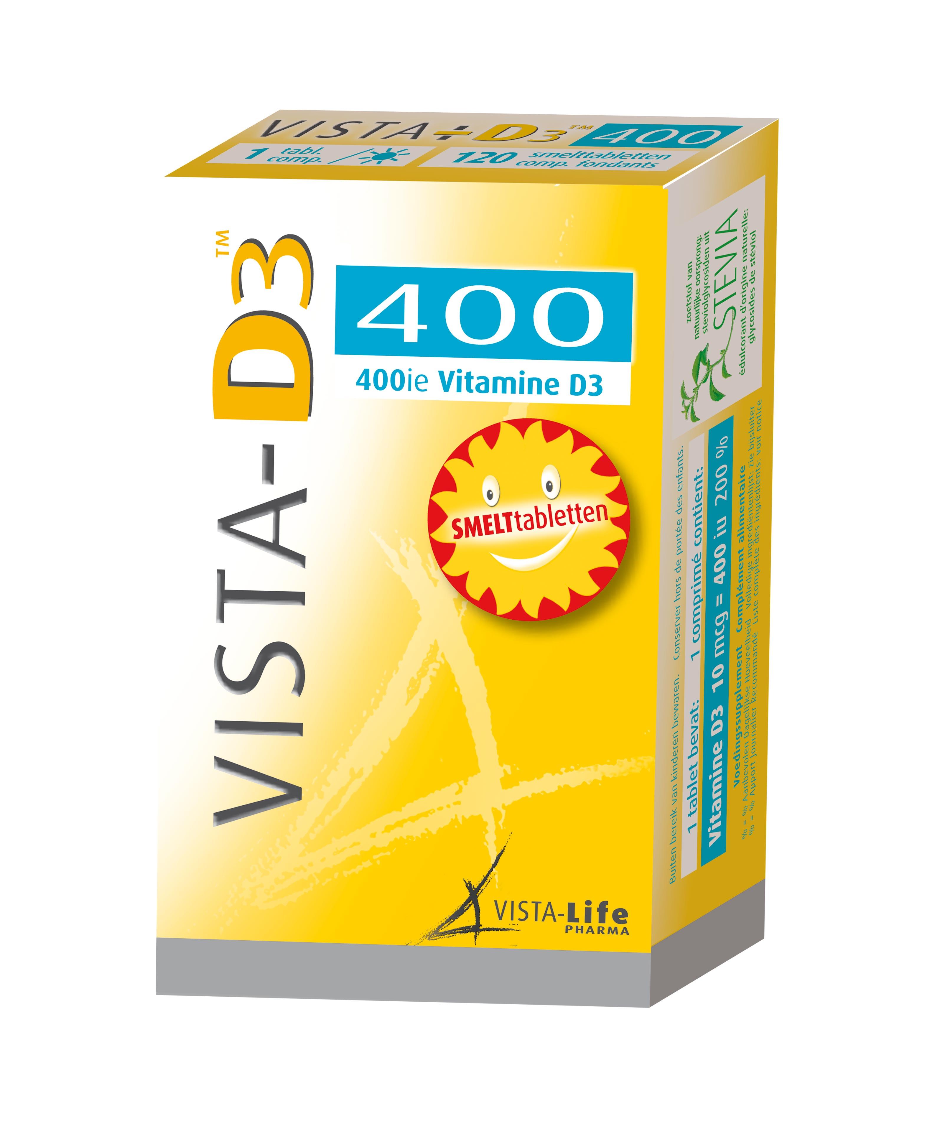 Vista-D3 400