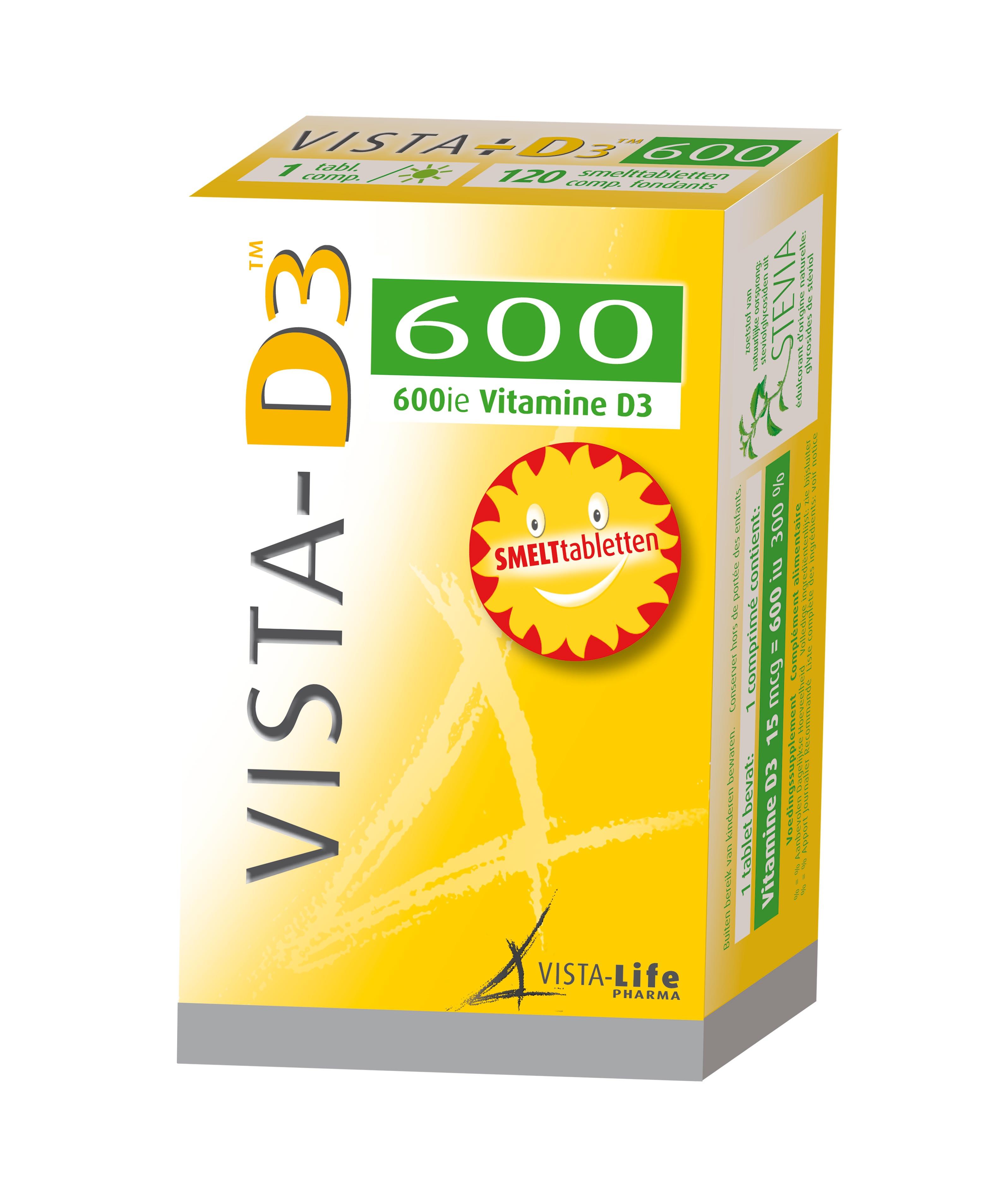 Vista-D3 600