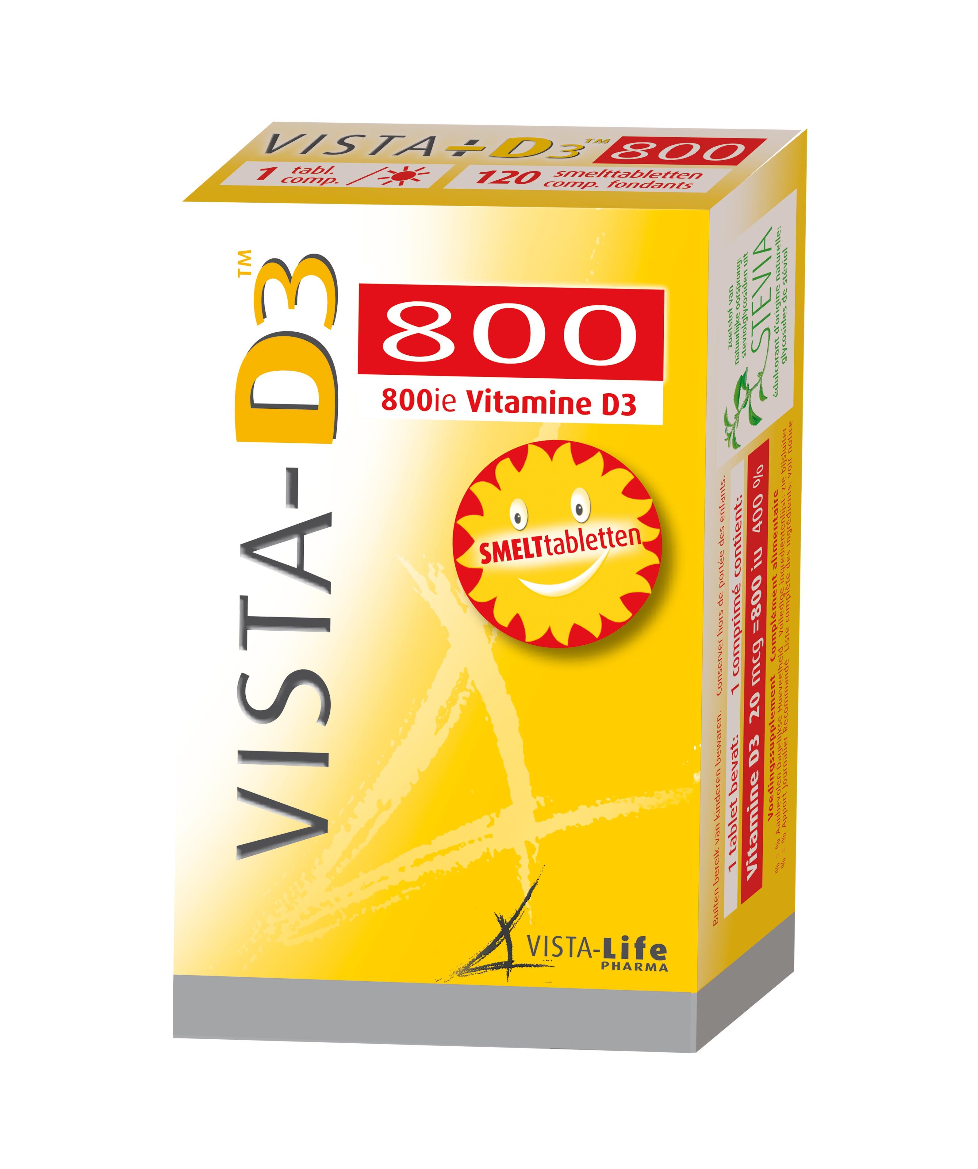Vista-D3 800